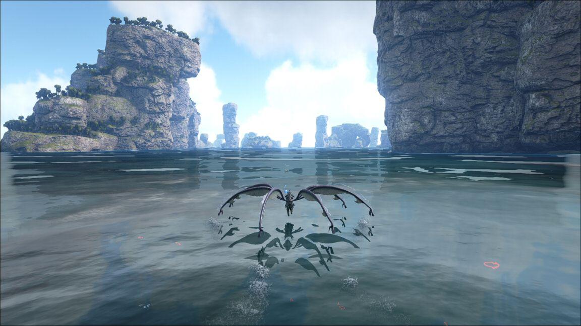 ブラッド ストーカー 操作 Genesis - ARK_Survival_Evolved